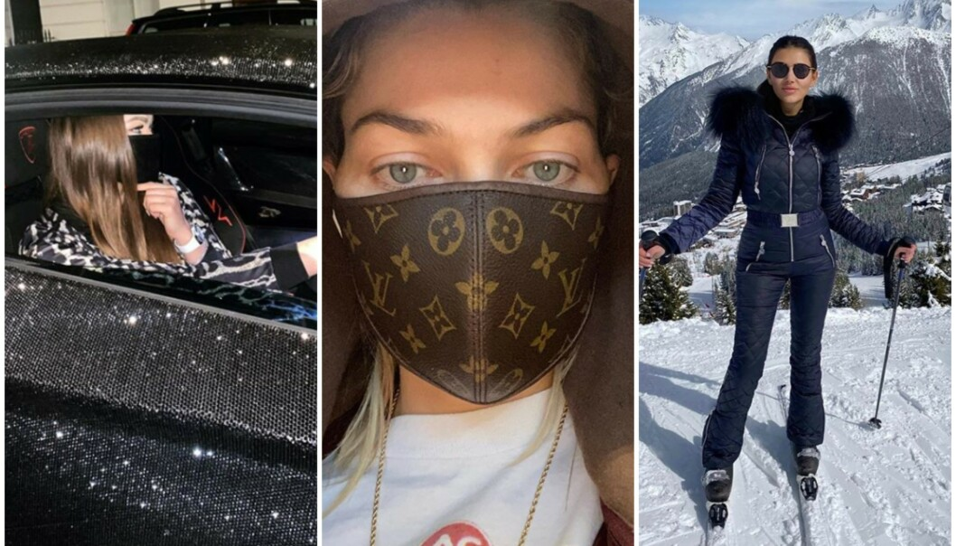 <strong>OVERRØST AV RIKDOM:</strong> En liten prosentandel av verden tilhører den økonomiske eliten, og barna deres igjen er ofte godt bemidlede. Nå vekker de rike ungdommene på Instagram harme med sine corona-tiltak. Foto: Rich Kids of Instagram
