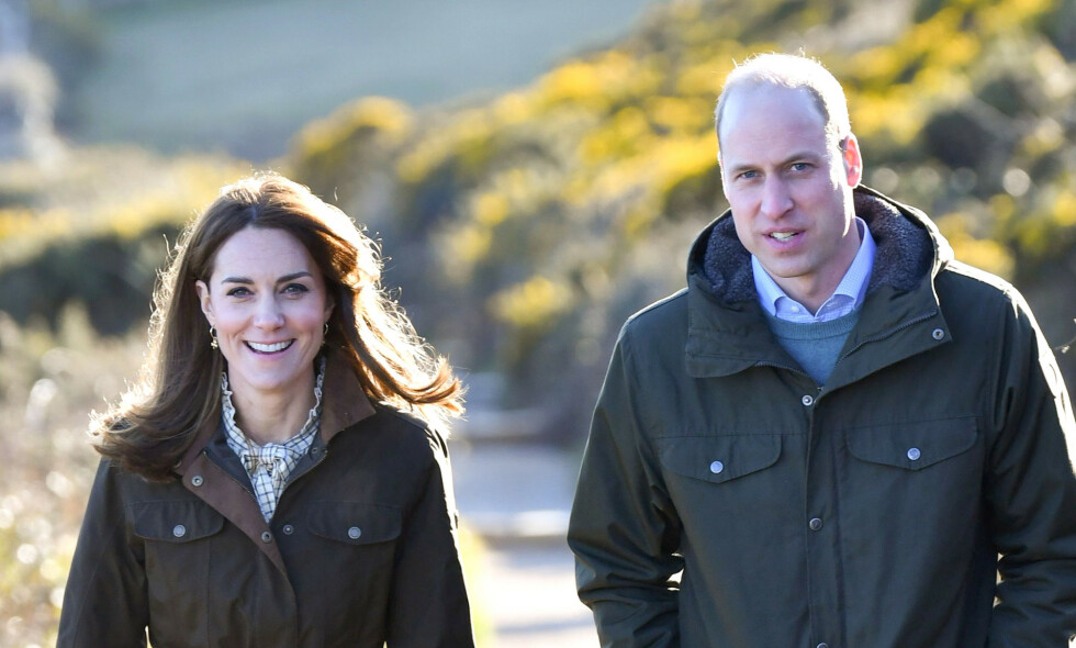 NY ANSATT: Mens prins Harry og hertuginne Meghan ønsker å stå på egne ben, har hertuginne Kate og prins William etter alt å dømme overtatt en tidligere ansatt av hertugparet av Sussex. Foto: NTB Scanpix