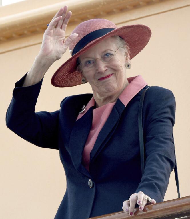 <strong>GODT LIKT:</strong> 79-åringen er en populær dronning. Nå får hun imidlertid hard medfart etter nytt intervju. Foto: NTB Scanpix