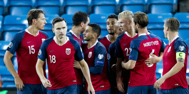 image: Dagbladet kårer Norges beste fotballspillere