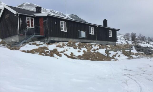 IDYLLISK: Øvre Dørålseter Turisthytte ligger idyllisk til i Rondane. Foto: Privat