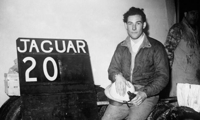 IKON: Stirling Moss.