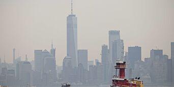image: - Dårlig luft øker dødsrisikoen