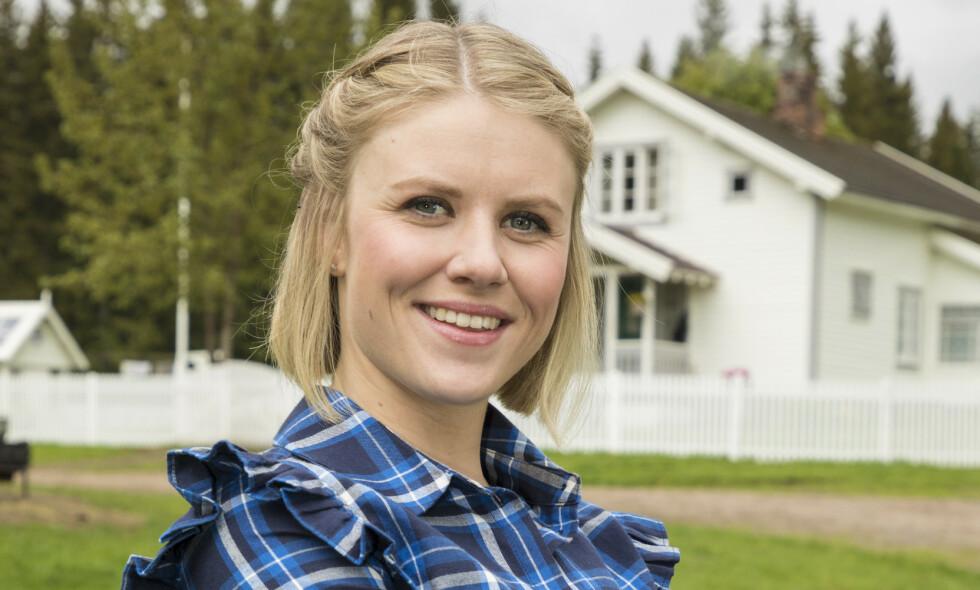 FIKK HJELP: Tiril Sjåstad Christiansen ga alt under sin første sesong som programleder for «Farmen kjendis». Påkjenningen gjorde at hun måtte få hjelp. Foto: Morten Eik / Se og Hør
