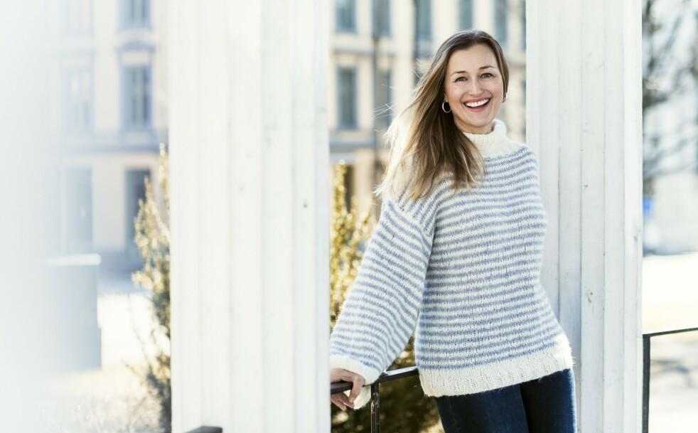 KJÆRLIGHET: Kjersti Kvam er aktuell med prosjektet «Året jeg ikke skulle få meg kjæreste». FOTO: Astrid Waller