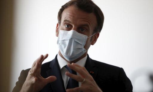 image: Frankrike forlenger portforbudet i fire uker