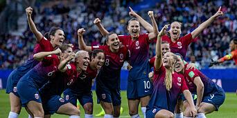 image: Dagbladet kårer Norges 50 beste kvinnelige fotballspillere