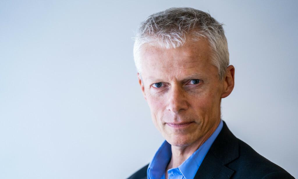 VIL BYTTE JOBB: Skattedirektør Hans Christian Holte er blant søkerne. Arkivfoto: Håkon Mosvold Larsen / NTB scanpix