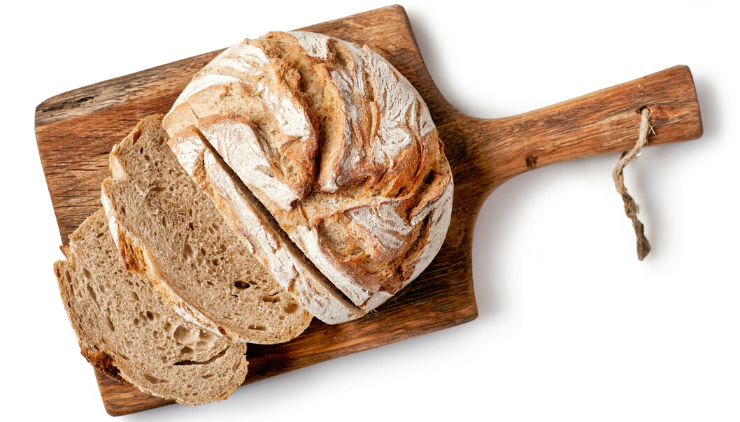 SPØR FØR DU KJØPER: Ikke så lett å finne ut hvor sunt brødet er bare ved å se på det. FOTO: NTB Scanpix