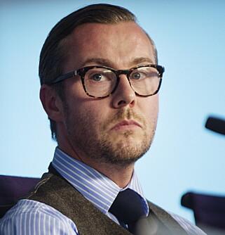 MACHETEFORBUD: Nestleder i Oslo Frp, Andreas Meeg-Bentzen, mener salg av macheter må forbys. Foto: Benjamin A. Ward / Dagbladet