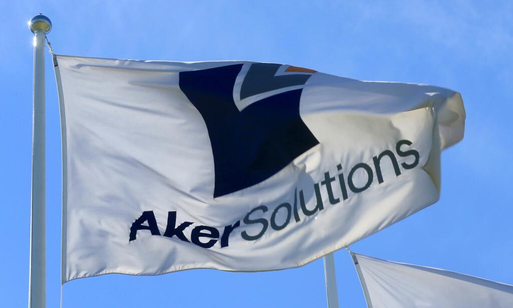 STENGER: 40 mister jobben når Aker Solutions legger ned på Helgeland. REUTERS/Ints Kalnins/File Photo