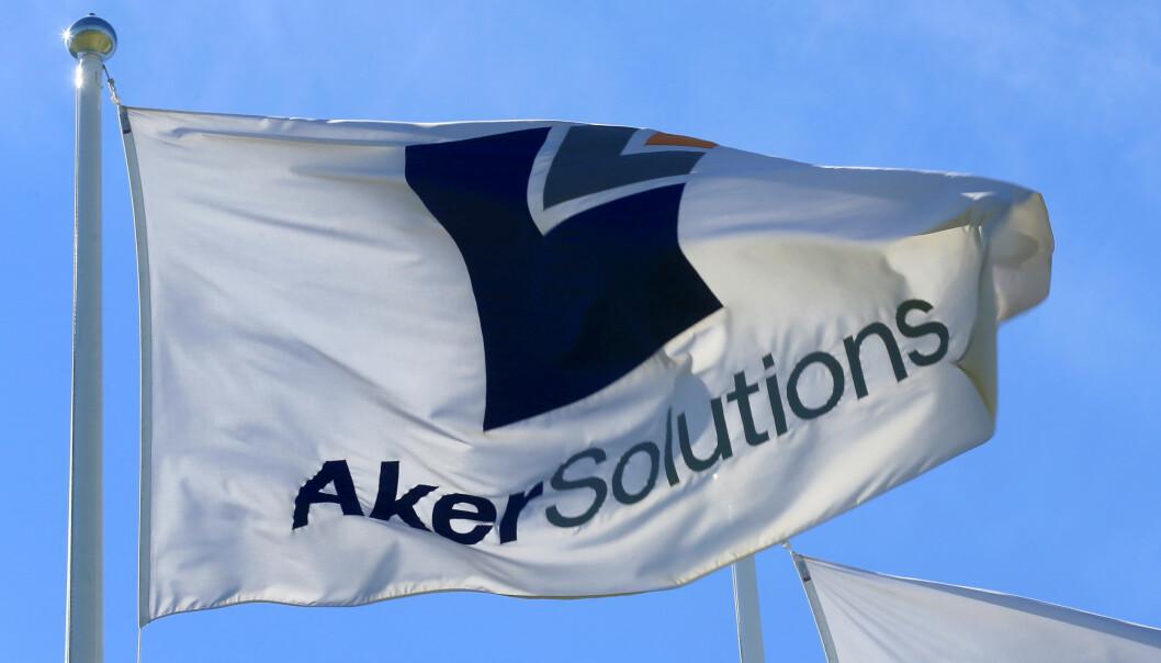 <strong>STENGER:</strong> 40 mister jobben når Aker Solutions legger ned på Helgeland. REUTERS/Ints Kalnins/File Photo