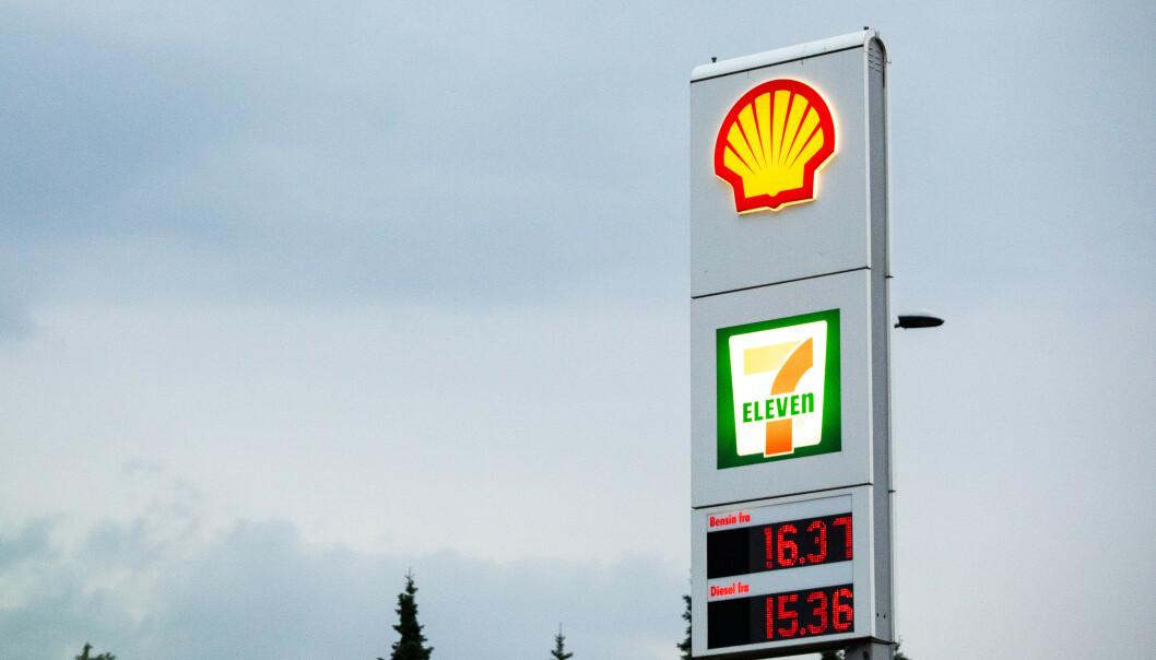 <strong>FRAMTIDSPLANER:</strong> Oljeselskapet Shell sier de vil gjør all sin produksjon karbonnøytral senest i 2050. Illustrasjonsfoto: Audun Braastad / NTB Scanpix