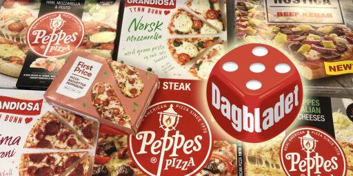 image: - Tenk å finne en sånn bunn på en frossenpizza!