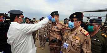 image: Coronaviruset er «Allahs soldat»