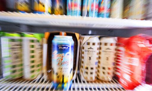 image: Tillater take away-alkoholsalg for å unngå svinn