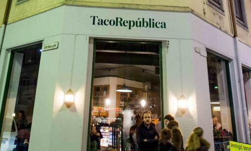 image: Taco República er konkurs