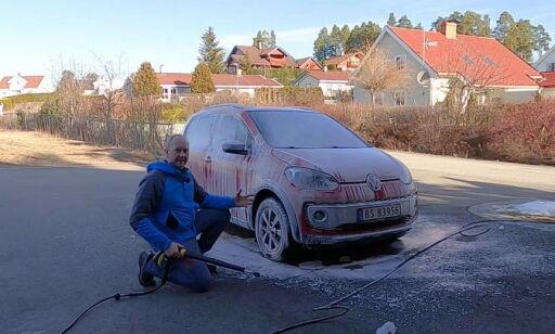 image: Slik gjør du bilen vårklar på en time