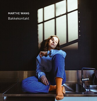 AKTUELL: Marthe Wangs plate «Bakkekontakt» slippes 17. april 2020. FOTO: Jørgen Nordby
