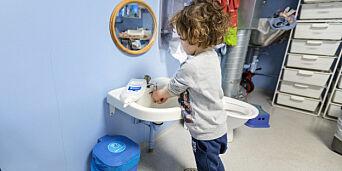 image: Selvfølgelig skal ungen i barnehagen