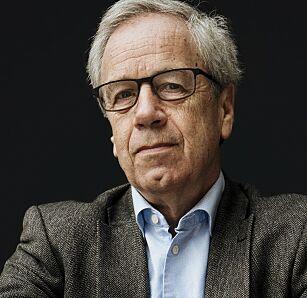 image: Sentralbanksjef Øystein Olsen (68) var isolert på sykehus i et halvt år