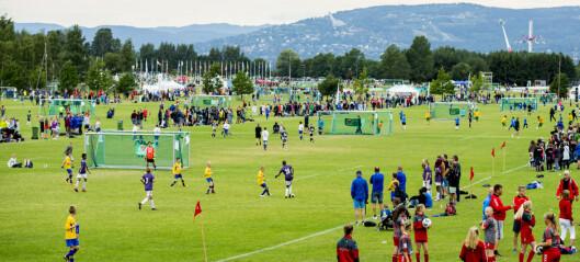 Norway Cup utelukker utenlandske lag