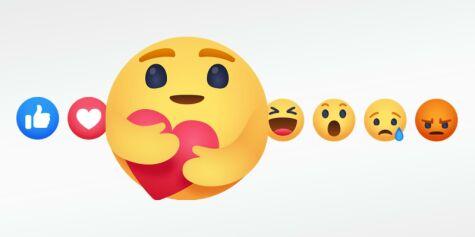 image: Facebook lanserer corona-emojier