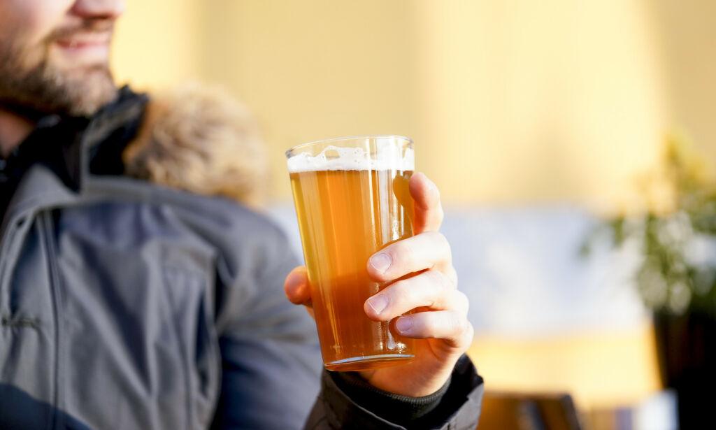 image: Åpner for alkoholservering: - Fantastiske nyheter!