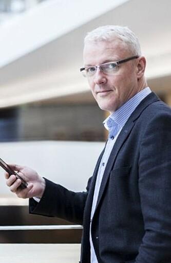 Torvald Kvamme, direktør i Bulder Bank. Foto: Sparebanken Vest.