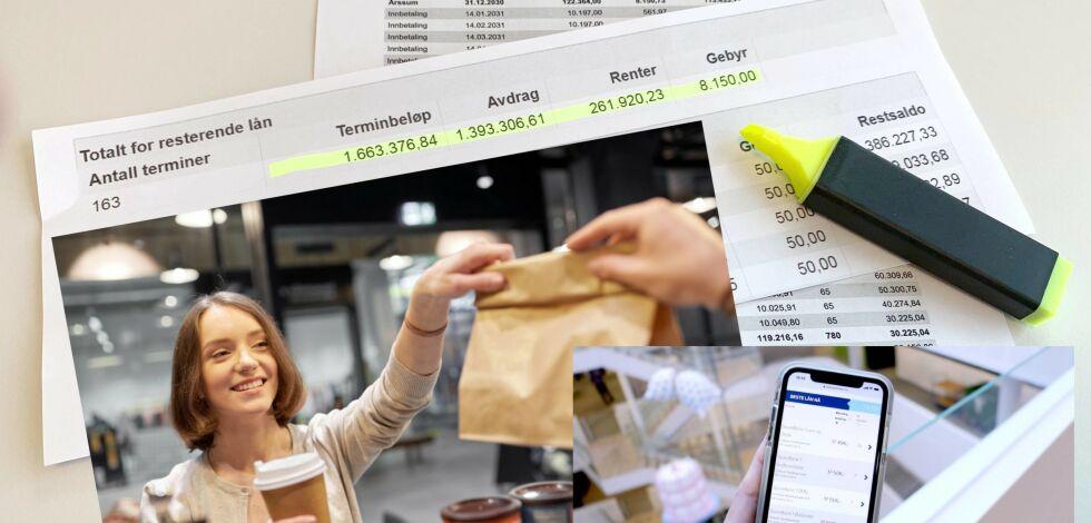 image: Bank eller forbruk - hvor er sparepotensialet størst?