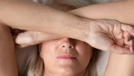 - Pasienter har vært nesten suicidale av søvnmangel