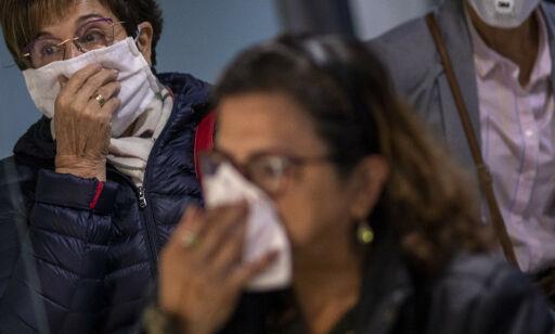 image: Funn i USA bekrefter at mange smittede er symptomfrie
