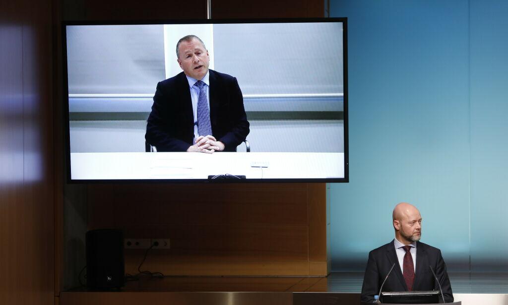 image: VG: Norges Bank vil undersøke Slyngstads USA-reise