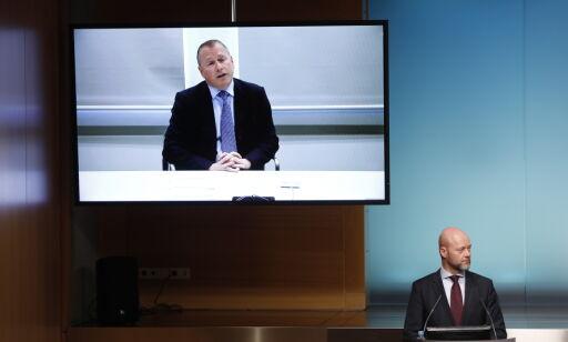 image: Norges Bank vil undersøke Slyngstads USA-reise