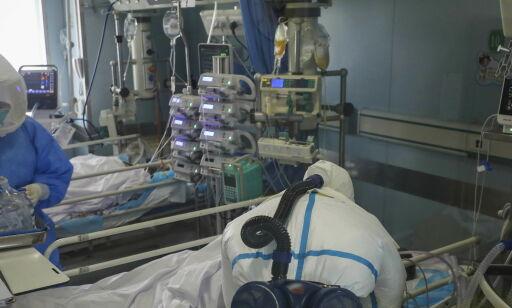 image: Viruslaboratorium i Wuhan: Umulig at vi er kilde til pandemien