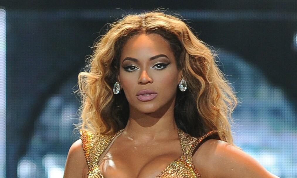<strong>RØRENDE TALE:</strong> Beyoncés tale har fått mye oppmerksomhet. Foto: NTB scanpix