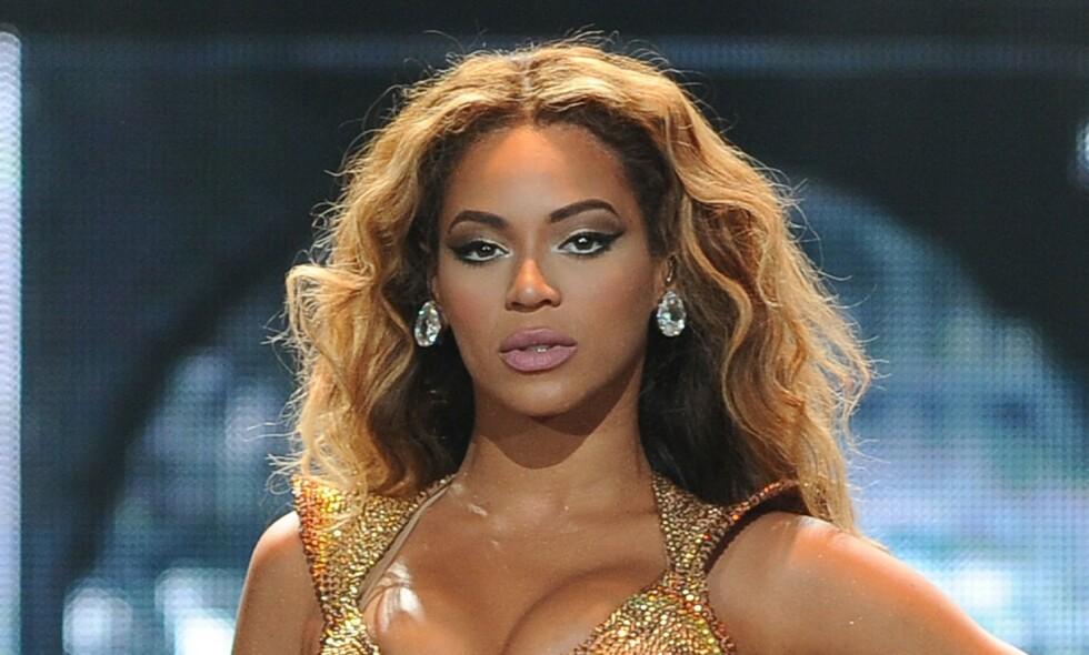 RØRENDE TALE: Beyoncés tale har fått mye oppmerksomhet. Foto: NTB scanpix