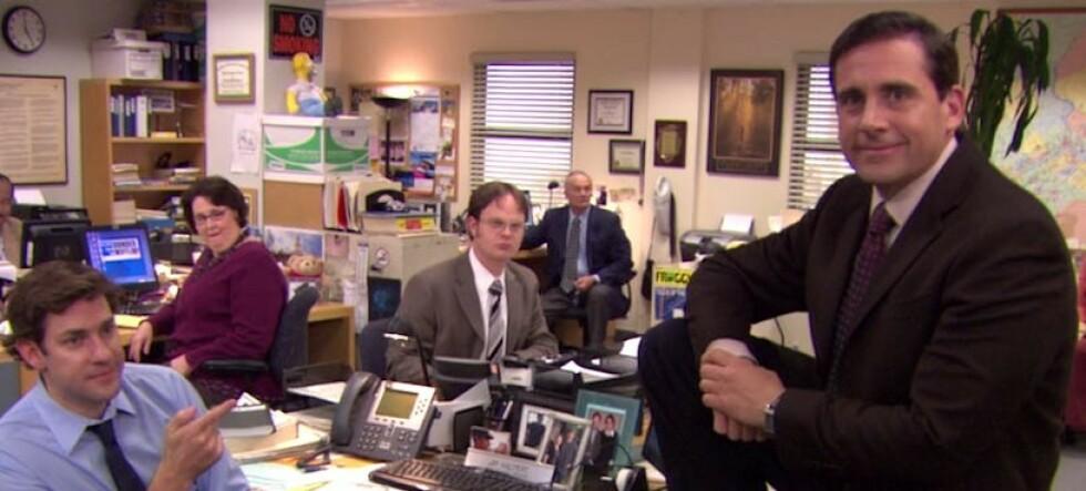 Savner du kontoret?