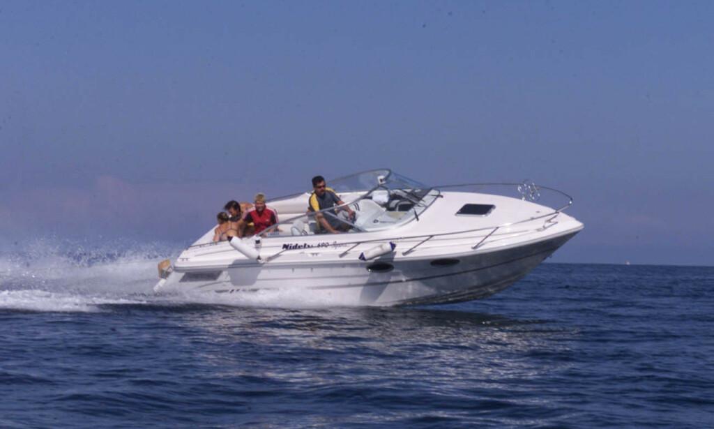 BÅTFØRERPRØVEN: Sjøfartsdirektoratet tilbyr nå mulighet til å ta båtførerprøven som en videoovervåket eksamen fra stua - frem til juni. Foto: NTB scanpix