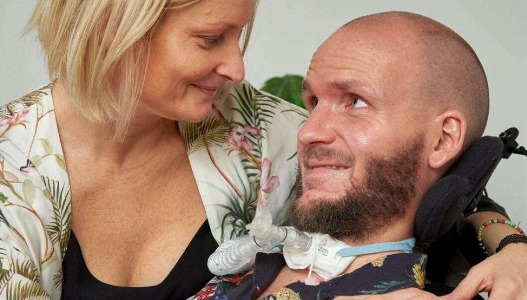 Assistenten ble forelsket i sin ALS-syke sjef