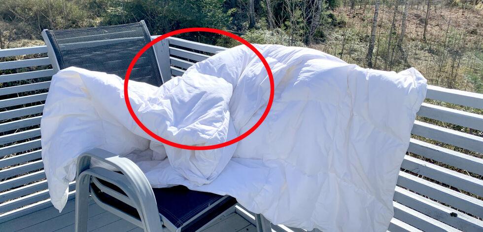image: Slik bør du lagre og vedlikeholde dyna di