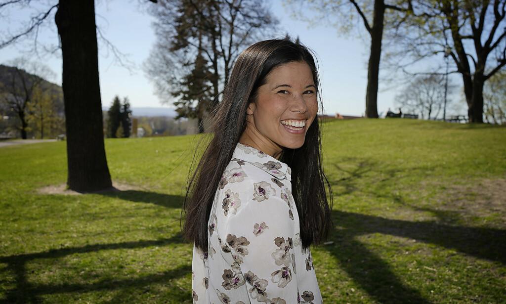 TREKKER KANDIDATUR: Lan Marie Berg har tatt en fot i bakken og kommet til at hun ikke ønsker å bli nestleder i MDG likevel.  Foto: Hans Arne Vedlog