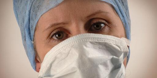 image: Sykepleiere er redde