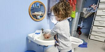 image: Barnehagebarna er ikke prøvekaniner