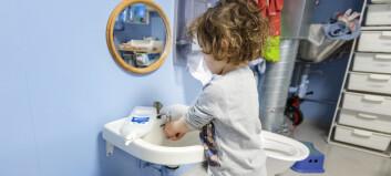 Barnehagebarna er ikke prøvekaniner
