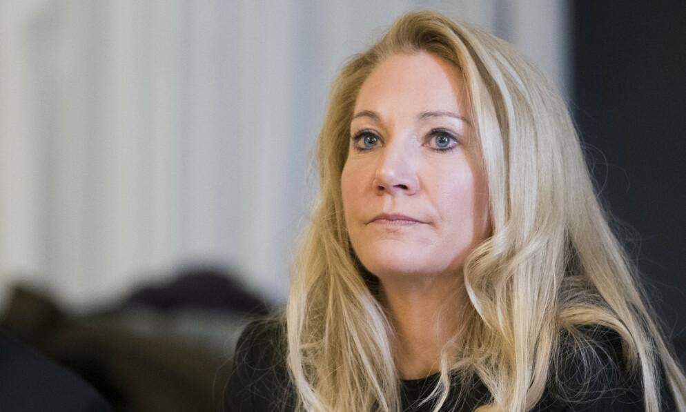 ÅPNER SAKEN: Julie Brodtkorb leder Norges Banks representantskap. Foto: Håkon Mosvold Larsen / NTB scanpix