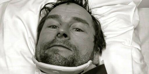 image: Snowboard-Franck: - Heldig som lever