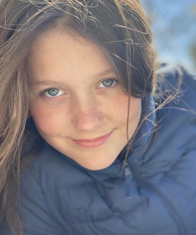 <strong>BURSDAG:</strong> I anledning prinsesse Isabellas 13-årsdag, deler den danske kronprinsfamilien et nytt bilde av dattera. Foto: H.K.H. Kronprinsesse Mary