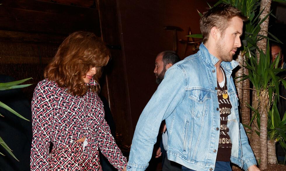 <p>VERNER OM PRIVATLIVET: Eva Mendes og Ryan Gosling er sjeldent å se sammen i offentligheten. Heller ikke på sosiale medier har de satt særlig spor av hverandre. Her avbildet i 2017. Foto: NTB scanpix</p>