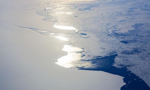 image: Sterke reaksjoner på iskant-endring